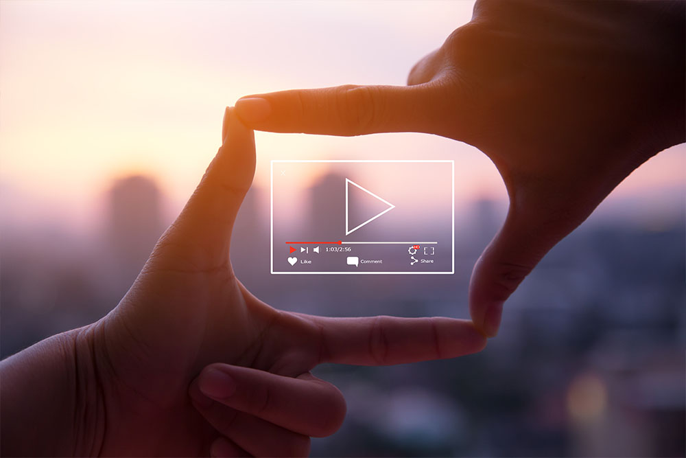 Video-Marketing – Immer vorne mit dabei